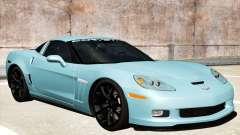 Chevrolet Corvette Grand Sport für GTA San Andreas