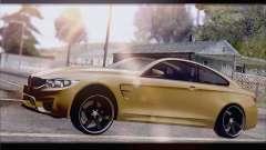 BMW M4 F80 Stanced für GTA San Andreas