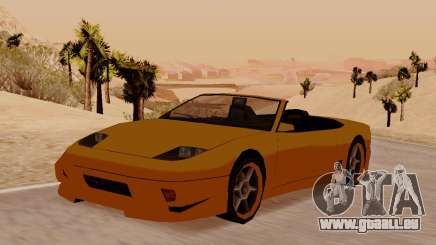 Super GT Cabriolet pour GTA San Andreas
