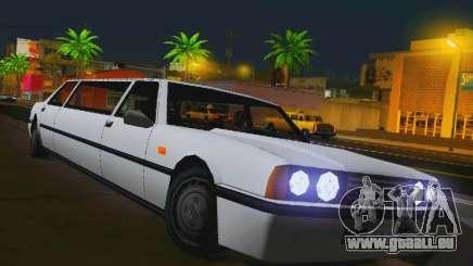 Vincent Limousine für GTA San Andreas