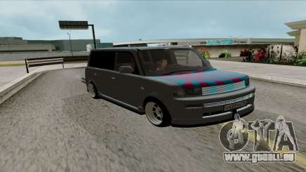 Toyota BB für GTA San Andreas