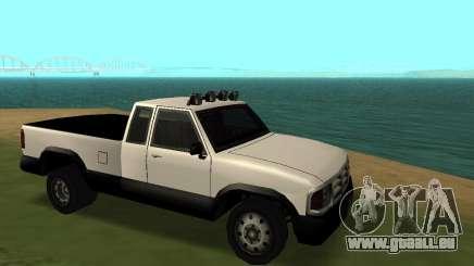 Nouveau Pick-Up pour GTA San Andreas
