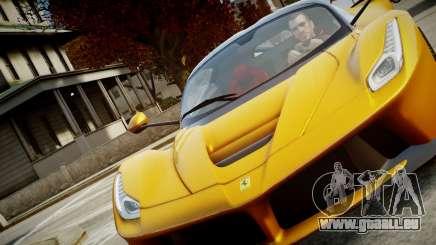Ferrari LaFerrari v1.2 für GTA 4
