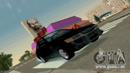 VAZ 21123 TURBO-Charge v2 pour GTA San Andreas