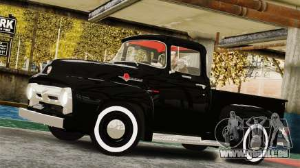 Ford F100 Hot Rod Truck 426 Hemi pour GTA 4