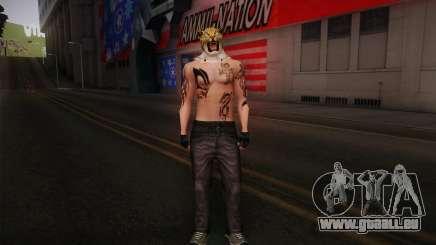King from Tekken pour GTA San Andreas