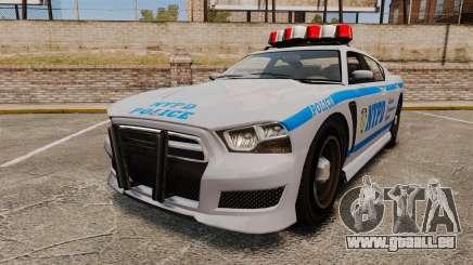 GTA V Bravado Buffalo NYPD für GTA 4