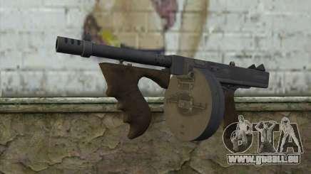 Machine Thompson (Deadfall Adventures) pour GTA San Andreas
