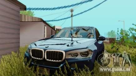 BMW X5 (F15) 2014 für GTA San Andreas