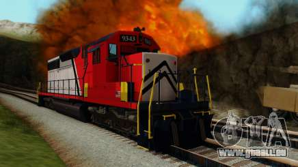 GTA V Trem pour GTA San Andreas