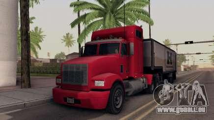 GTA V Packer pour GTA San Andreas