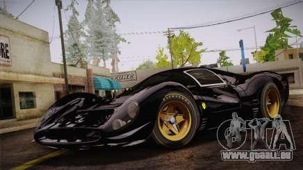 Ferrari 330 P4 1967 HQLM pour GTA San Andreas