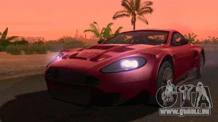 Aston Martin DBR9 pour GTA San Andreas