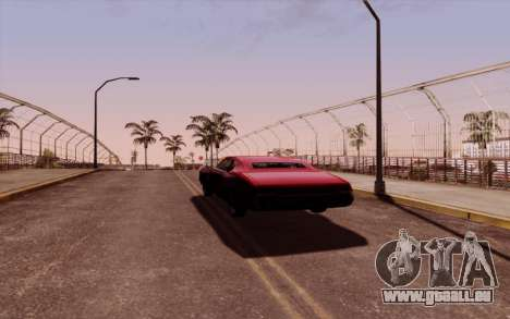 [ENB] Kings of the streers für GTA San Andreas dritten Screenshot