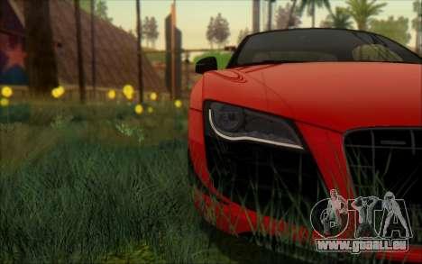 SA Ultimate Graphic Overhaul pour GTA San Andreas deuxième écran