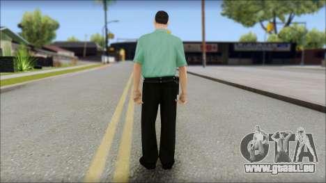 Billy Mays pour GTA San Andreas deuxième écran