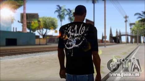 Rey Mystirio T-Shirt für GTA San Andreas zweiten Screenshot