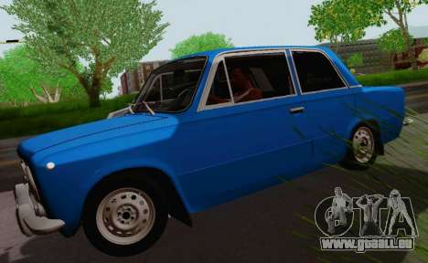 VAZ 2101 Coupé pour GTA San Andreas laissé vue