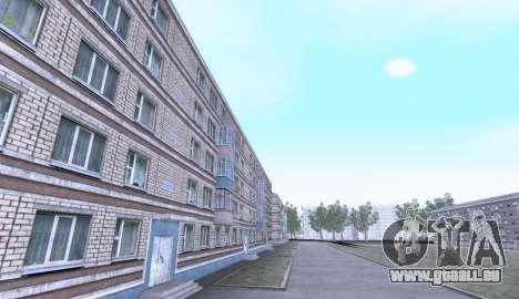 Russian Map 0.5 pour GTA San Andreas cinquième écran