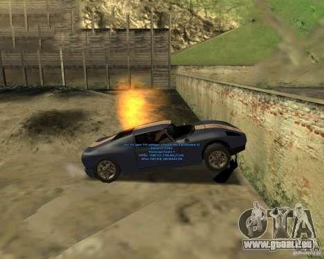 Autorepair pour GTA San Andreas