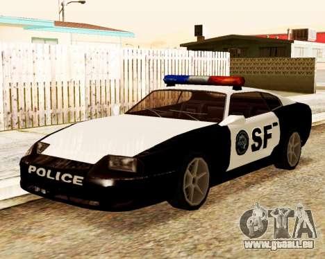 Jester Police SF für GTA San Andreas