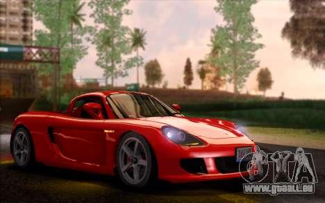 SA Ultimate Graphic Overhaul pour GTA San Andreas quatrième écran