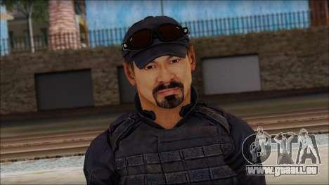 Yin Yang pour GTA San Andreas troisième écran