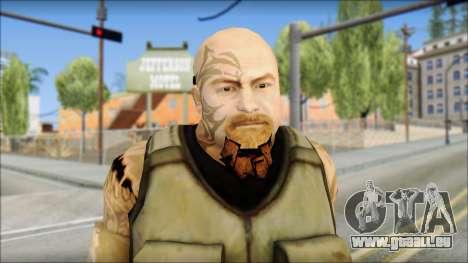 Harley from Re ORC für GTA San Andreas dritten Screenshot