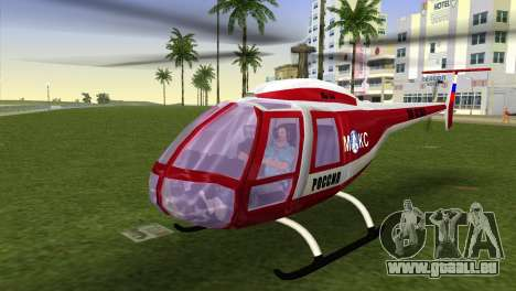 Mi-34 für GTA Vice City