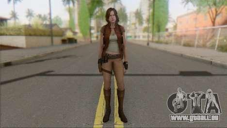 Helena Harper pour GTA San Andreas