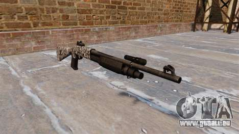 Ружье Benelli M3 Super 90 diamond für GTA 4