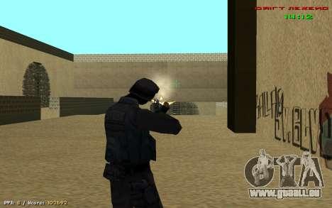 Cheat Blick für GTA San Andreas zweiten Screenshot