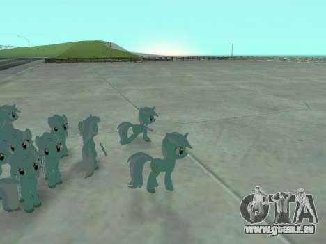 Lyra pour GTA San Andreas septième écran