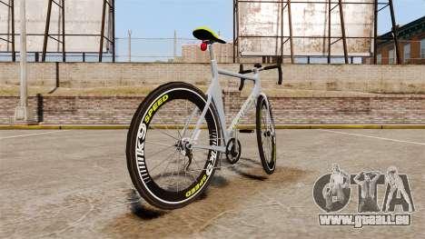 GTA V Whippet Race Bike pour GTA 4 Vue arrière de la gauche