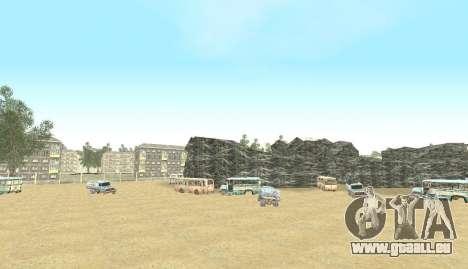 Russian Map 0.5 pour GTA San Andreas neuvième écran