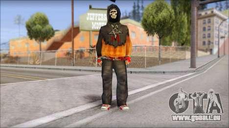 Manhunt Skin für GTA San Andreas