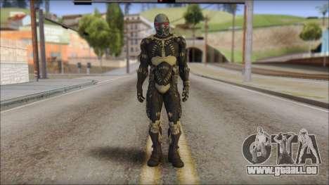 NanoSuit Skin pour GTA San Andreas