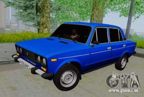 VAZ 21061 für GTA San Andreas