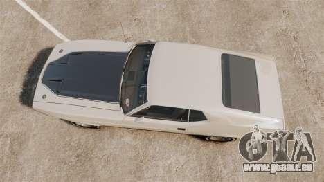 Ford Mustang Mach 1 1973 v3.0 GCUCPSpec Edit pour GTA 4 est un droit