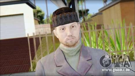 Peasant pour GTA San Andreas troisième écran