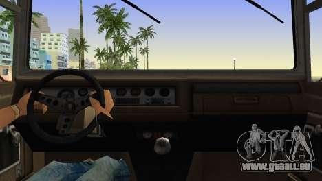 Bodhi from GTA 5 pour GTA Vice City sur la vue arrière gauche