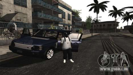 Ghetto ENB pour GTA San Andreas