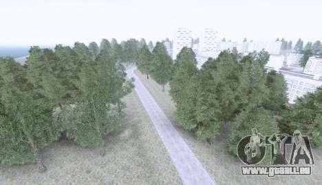 Russian Map 0.5 pour GTA San Andreas dixième écran