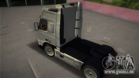 Volvo FH12 Custom für GTA Vice City linke Ansicht