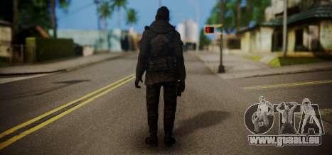 John Soap MacTavish pour GTA San Andreas deuxième écran