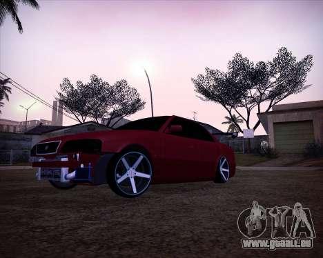 Toyota Chaser Tourer V korch pour GTA San Andreas