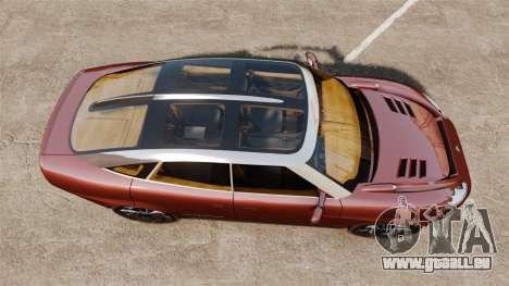 Spyker D8 für GTA 4 rechte Ansicht
