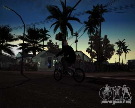 [ENB] Kings of the streers für GTA San Andreas zweiten Screenshot