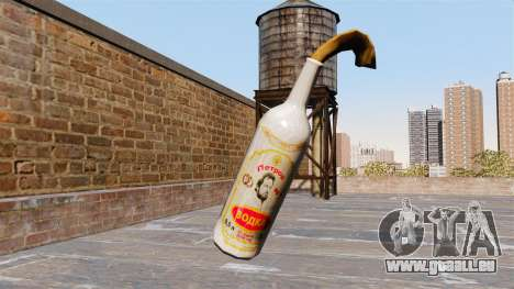 Der Molotow-Cocktail-Petrov- für GTA 4