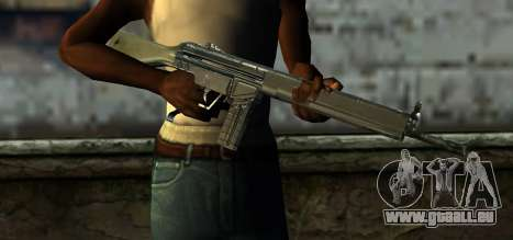 Mexican Army G-3 für GTA San Andreas dritten Screenshot